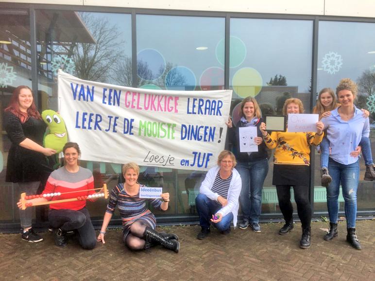 Dalton Kindcentrum De Wingerd komt in actie!