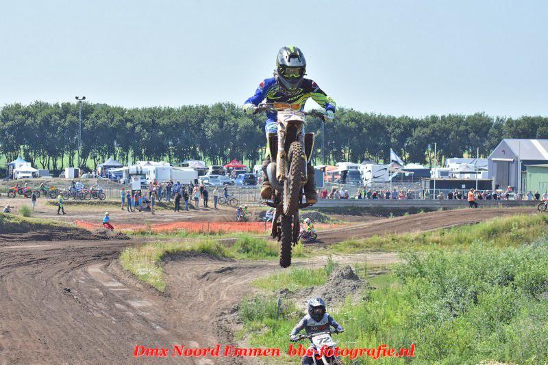 Eize-Jan Drent uit Bovensmilde kampioen DMX Noord
