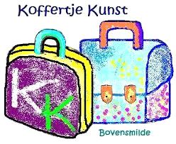 Bovensmilde - Koffertje Kunst neemt afscheid