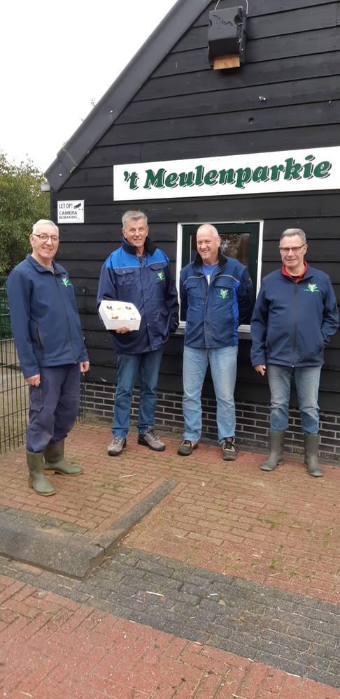 CDA bedankt vrijwilligers dierenparkjes in Smilde en Bovensmilde