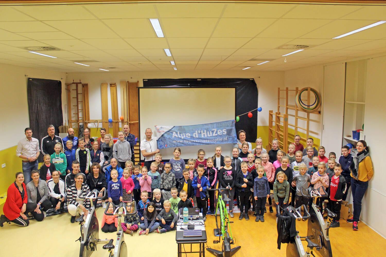 Grote opbrengst voor stichting Alpe 'd Huzes en KWF Kankerbestrijding