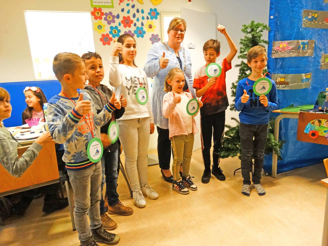 IKC Prinses Margriet viert Nationaal Schoolontbijt