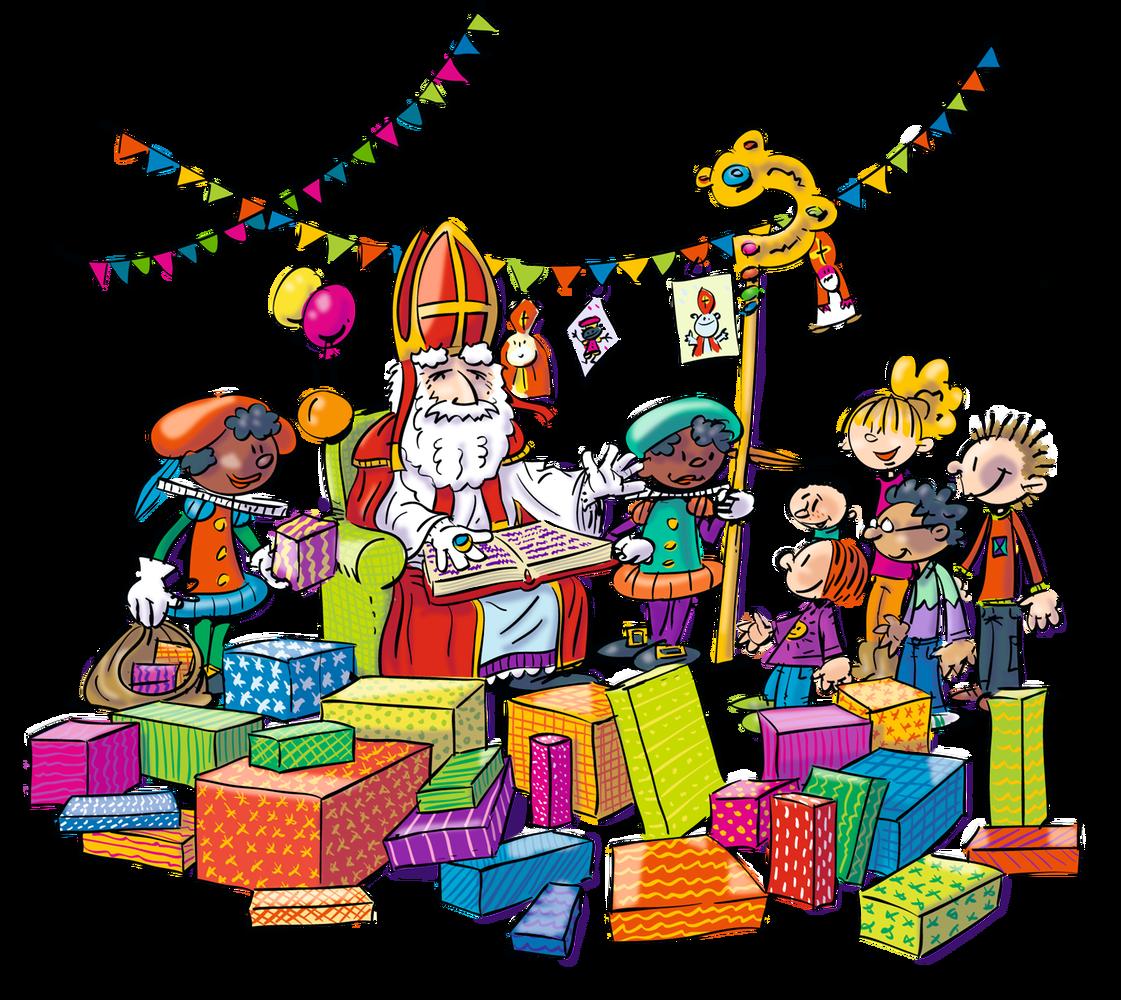 Welkom Sinterklaas in Smilde, intocht 2019